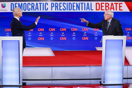 Joe Biden wrongly claimed Bernie Sanders voted against the auto bailout. bit.ly/3aSojJ0