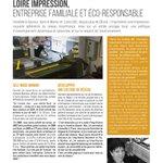 Image for the Tweet beginning: 📌 Loire Impression entreprise familiale