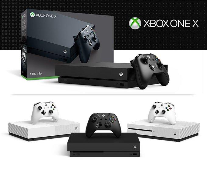 Xbox One Xが29,980円(税抜)で買える!3月20日から1万円引