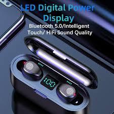 New F9 Wireless Headphones Bluetooth 5.0 Earphone TWS HIFI Mini In-ear Sports Running Headset Support iOS/Android Phones HD Call Link order: https://ali.ski/5Gv1k #headphones #headphoneson #headphonesIN #headphonestand #headphonesjbl #headphonesinworldoutpic.twitter.com/5EvmIhvFKd