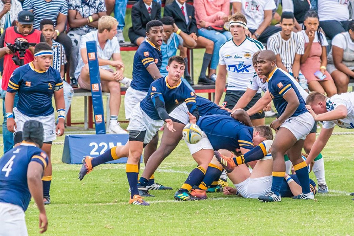 ETNit7dXsAAZ0gf School of Rugby | Strand HS  - School of Rugby