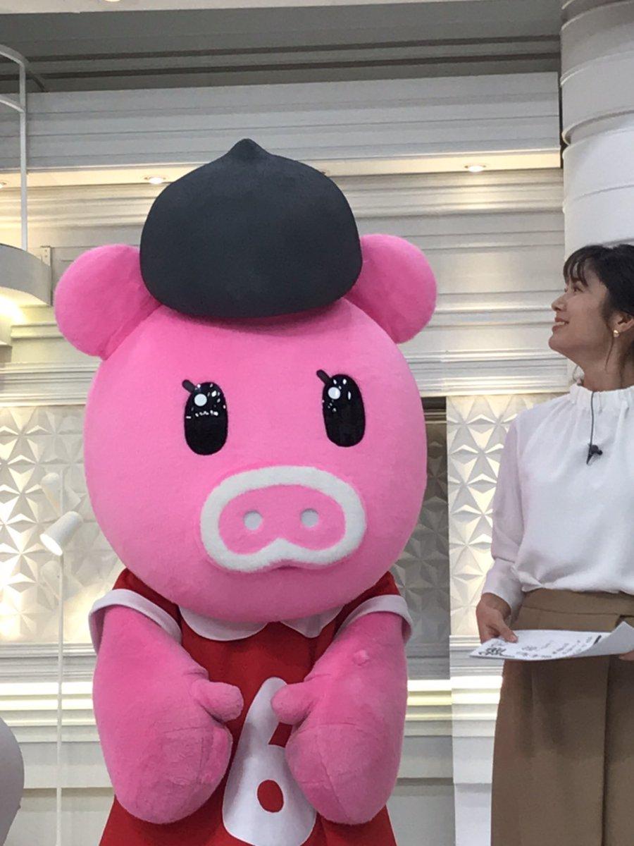 ちゃん ブーナ TBSブーナちゃんの秘密!?