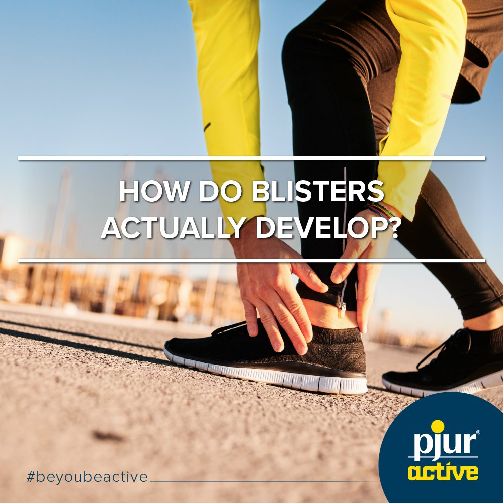 Do you know how blisters form and how you can prevent them? We do!  Check our new blog post:  http:// bit.ly/how_do_blister s_develop  …   #beyoubeactive #pjuractive #2skin #pjuractive2skin #nochafing #antichafing #stopblisters #keeponrunning #stopchafing #sports #running #marathon #triathlon<br>http://pic.twitter.com/NDffPFUvkY