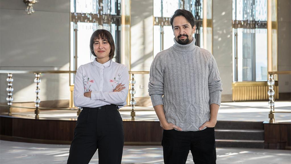 We are pleased to announce Agustina San Martín as the protégée of @Lin_Manuel in the open category for the 2020-2021 #RolexMentorProtege Arts Initiative. The close collaboration between exceptional masters and young talents helps to pass on artistry across generations. #Perpetual https://t.co/vtc0vN2XUI