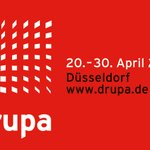 Image for the Tweet beginning: drupa auf April 2021 verschoben! #dfta