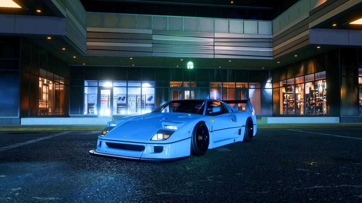 Thegearchange On Twitter One Of My All Time Favourite Cars Both In Game And In Real Life The Ferrari F40 1987 Ferrari F40 Ferrari Frequently Used Hashtags Car Xbox Xboxone