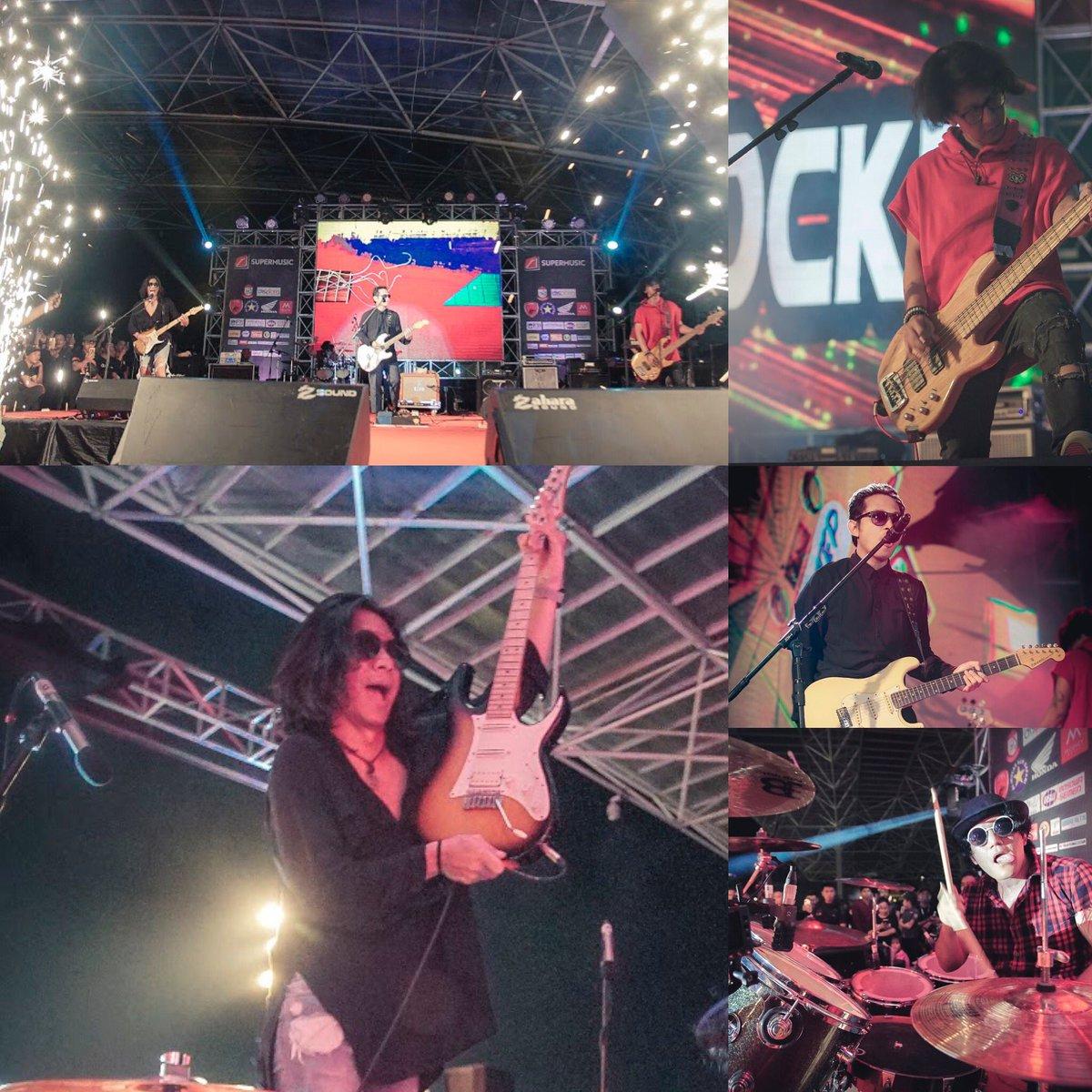 The MaczMan... Terima Kasih!!! Malam yang super seru di kota Makassar.. @supermusic_id Ewakoo!!!!. 1Spirit!!!. . 📷: @abekbaek https://t.co/Tp4rmmVcnZ