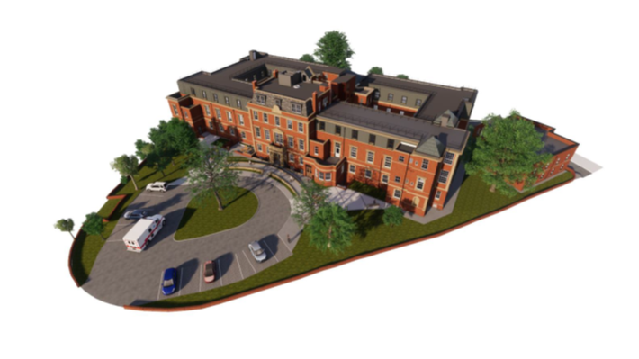 I'm thrilled to secure planning permission for the future service transformation @RBH. Thanks to all stakeholders in developing the array of rehabilitation & care pathways reflected in an environment for @RBH team to deliver outstanding patient outcomes. https://t.co/1uJB4MNkux https://t.co/ZPjB2JrpLi