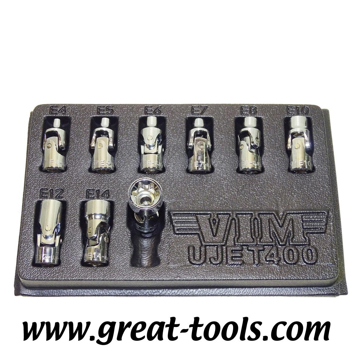 26 PIece Hex Master Set VIMHMS26 Brand New!