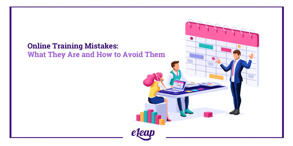 test Twitter Media - Online training mistakes can happen and we can understand that, but there are ways to avoid them. Find out what are the 5 most common mistakes and download your FREE resource.  . 👉🏻 https://t.co/oaXy1m5Vos 👈🏻 . #onlinelearning #Mistakes https://t.co/FRbiZSbc0z