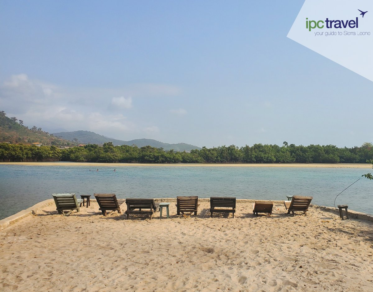 Dreamy days in Sierra Leone overlooking the lagoon and the mountain. How does this view make you feel?   #ipctravel #yourguidetosierraleone #salonetwitter #sierraleone https://t.co/tpYGKvLDum