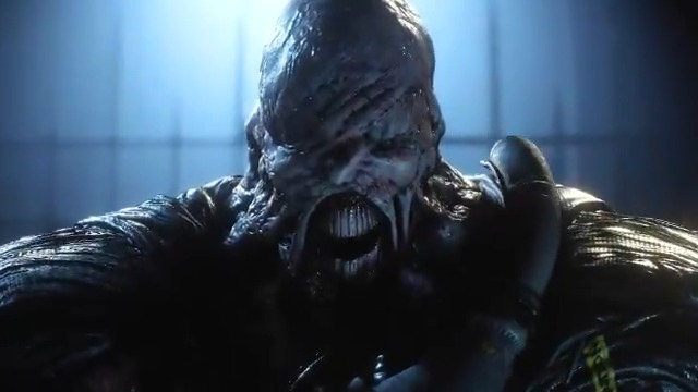 Nemesis would really love to see you.  The Resident Evil 3 Demo is now live. Good luck. https://t.co/a7cR7iUUDm https://t.co/izfl7IAI7y