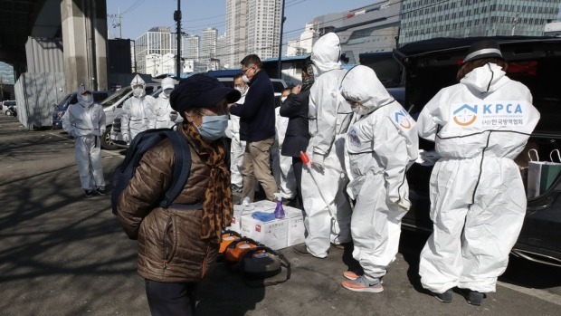 Lockdowns erupt as world infections surpass those in China