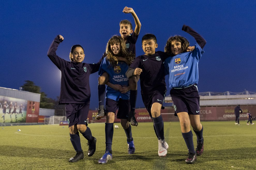 Check th impact of coronavirus on the activity of the Barça Foundation 👉🏼 barca.link/CuM850yMSpH