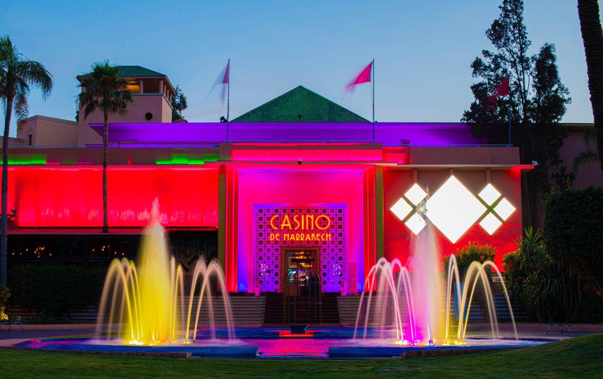 Marrakech casino poker blanquear dinero casino