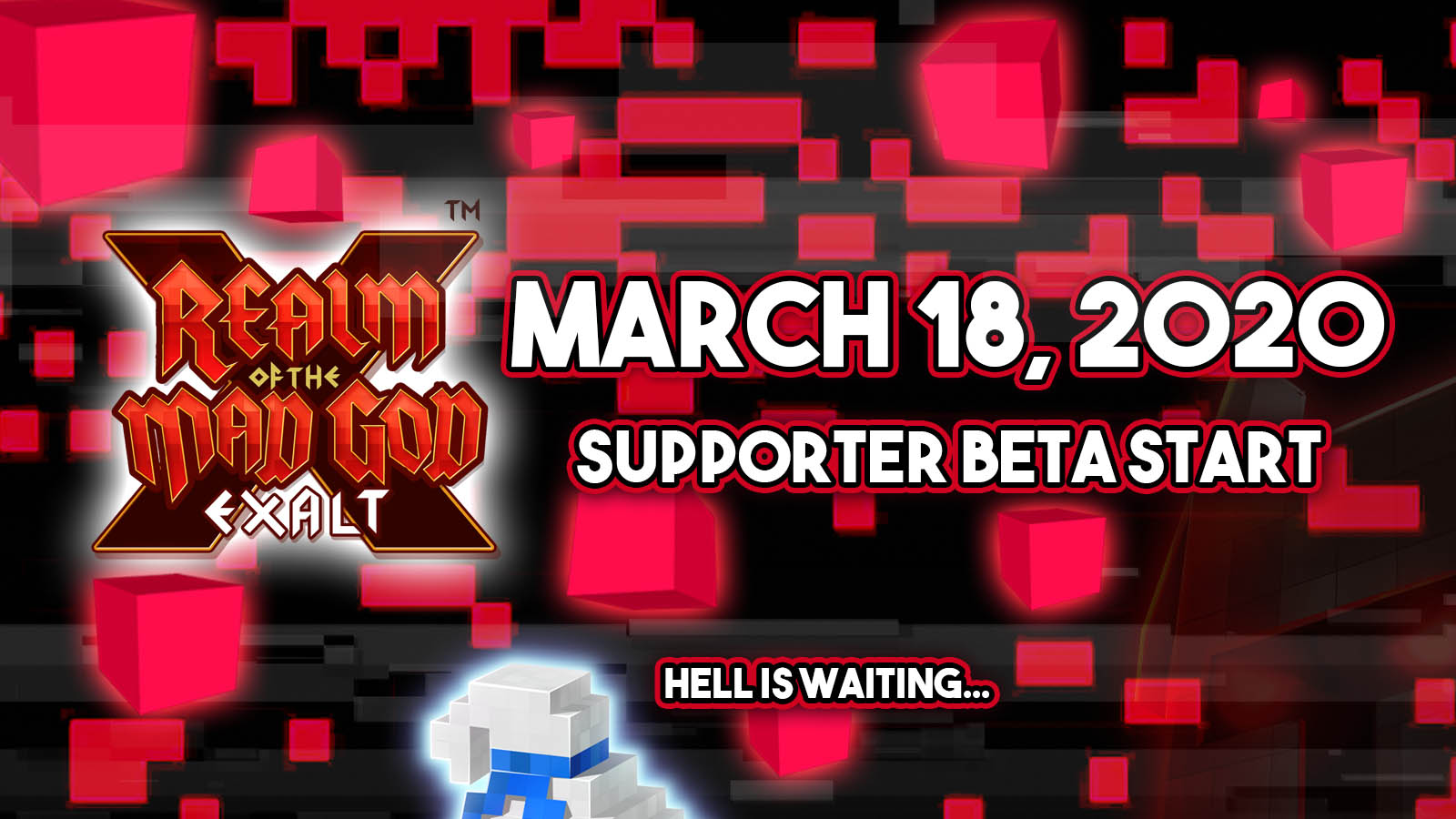 Realm Of The Mad God On Twitter Supporter Beta Will Be Out On