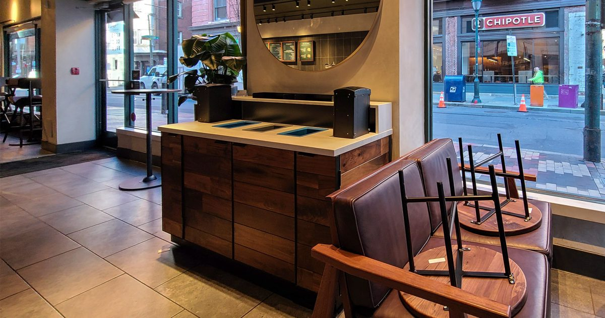 Philly coffee shops abolish seats, switch to take-out only dlvr.it/RRzymh