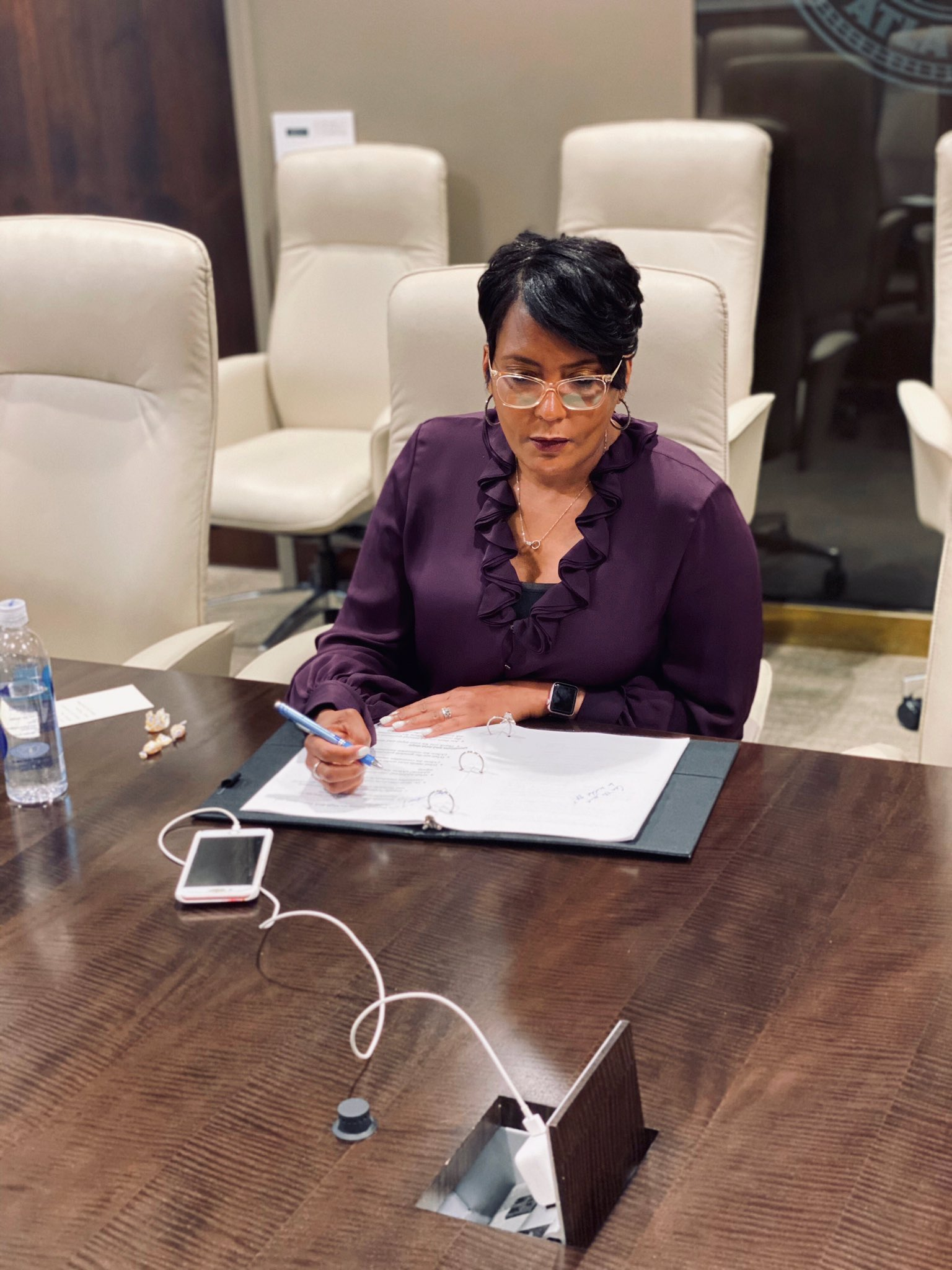 City Of Atlanta Ga On Twitter Yesterday Mayor Keishabottoms Convened The First Meeting As Chair Of Govkemp S Coronavirus Task Force Committee For The Homeless Displaced Working With Partners Stakeholders To