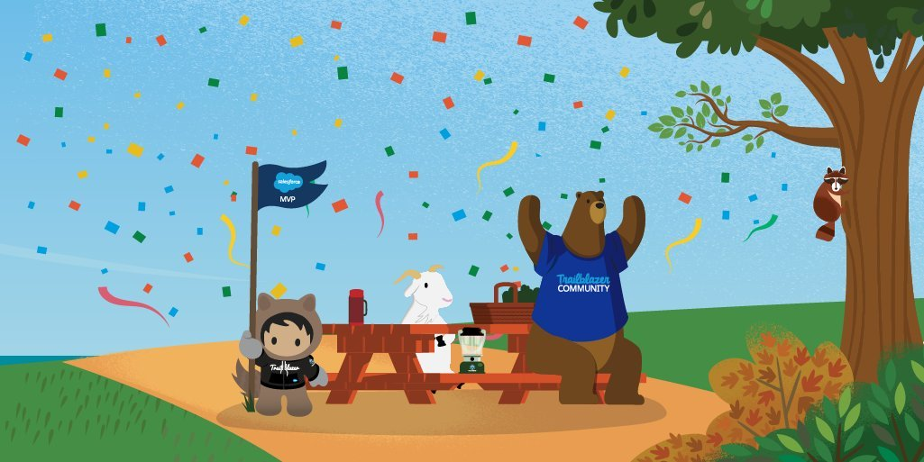 Congratulations to @PeterKnolle as he recently entered into the @salesforce MVP Hall of Fame after 6 consecutive years of #SalesforceMVP status. We couldn't be more proud of his accomplishments in the community. https://t.co/vIOs0EttjG