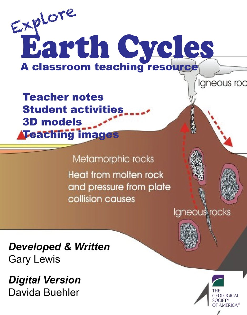 Geosociety On Twitter Looking For Online Geoscience Teaching Materials Try Gsa S Eteach Resources Developed By Geoscience Teachers For Geoscience Teachers Topics Include Volcanoes Tsunamis Earth Cycles Forensic Geology And More Free To