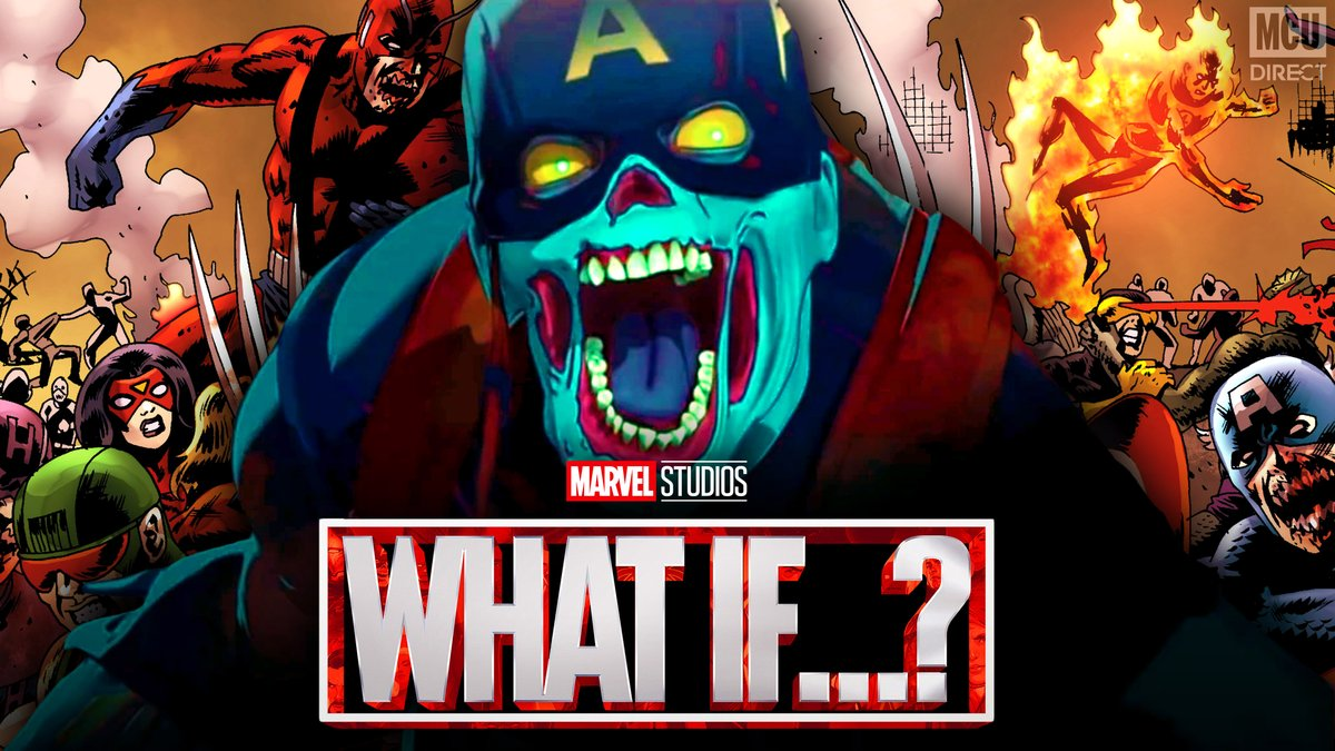 Marvel Studios What If...? Download Leaked News
