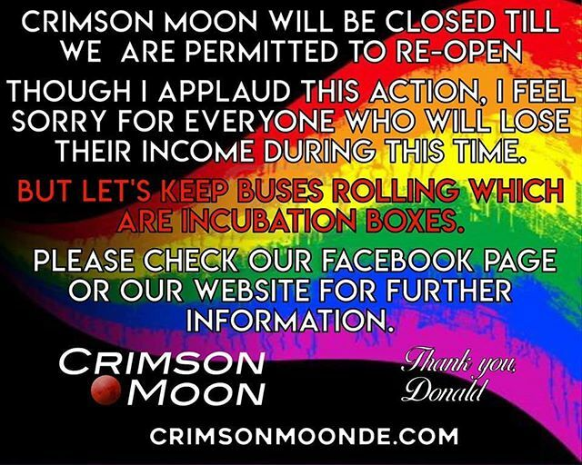 Crimsonmoonde photo