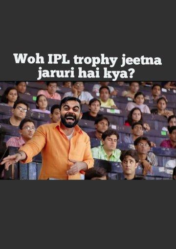 @RCBTweets #khelbolega 😂🤣😅 Virat Kohli be like: