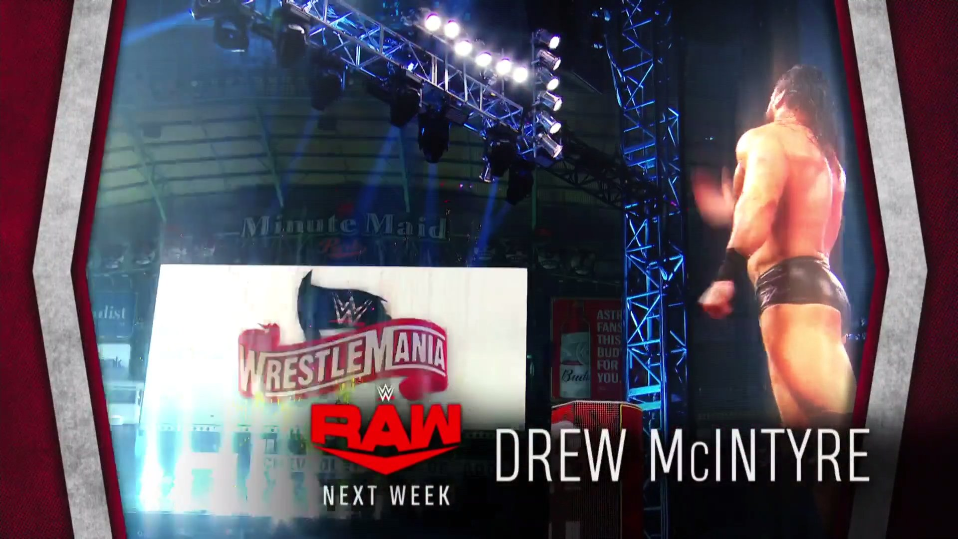 Top Stars Announced For Next Week's WWE Raw; Update On Venue 2