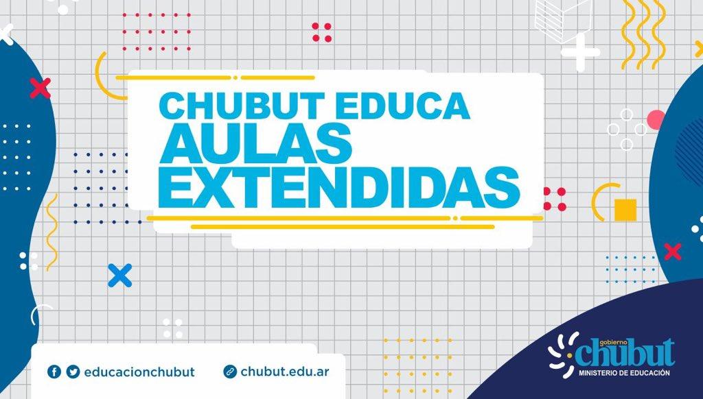 Hoy junto @EducacionChubut presentamos #ChubutEduca, una plataforma de aulas virtuales que permitirá mantener actualizados los contenidos educativos. Felicito al equipo de Educación por este rápido desarrollo, en concordancia con lo realizado por @trottanico en Nación. https://t.co/pRhToX9YZ4