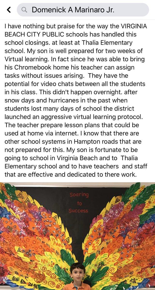 @vbschools #WeAreVBSchools