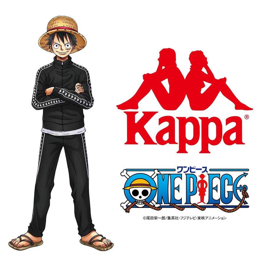Kappa sẽ có một bộ sưu tập capsule hợp tác với One Piece