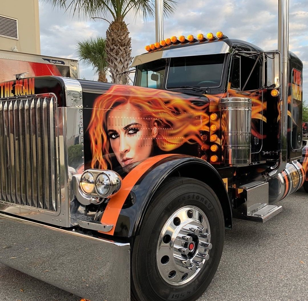 Backstage News On Original WrestleMania 36 Plans For Becky Lynch's Entrance