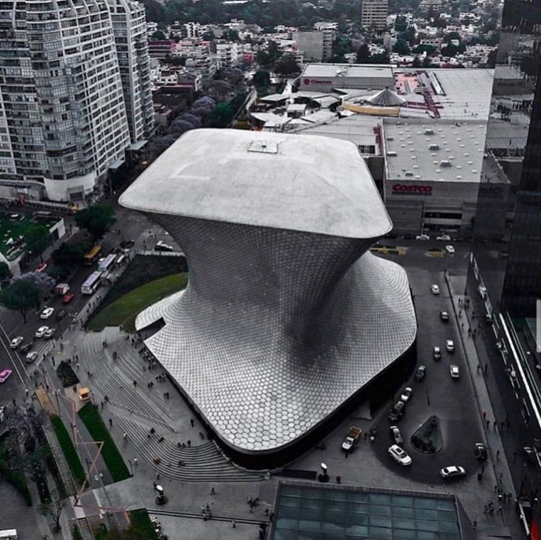 Museo Soumaya Mexico City @architecturefactor   Visit: http://www.mesmerized.it  #archi #architecture #archilover #archilovers #lineepic.twitter.com/BytDRmFDyU