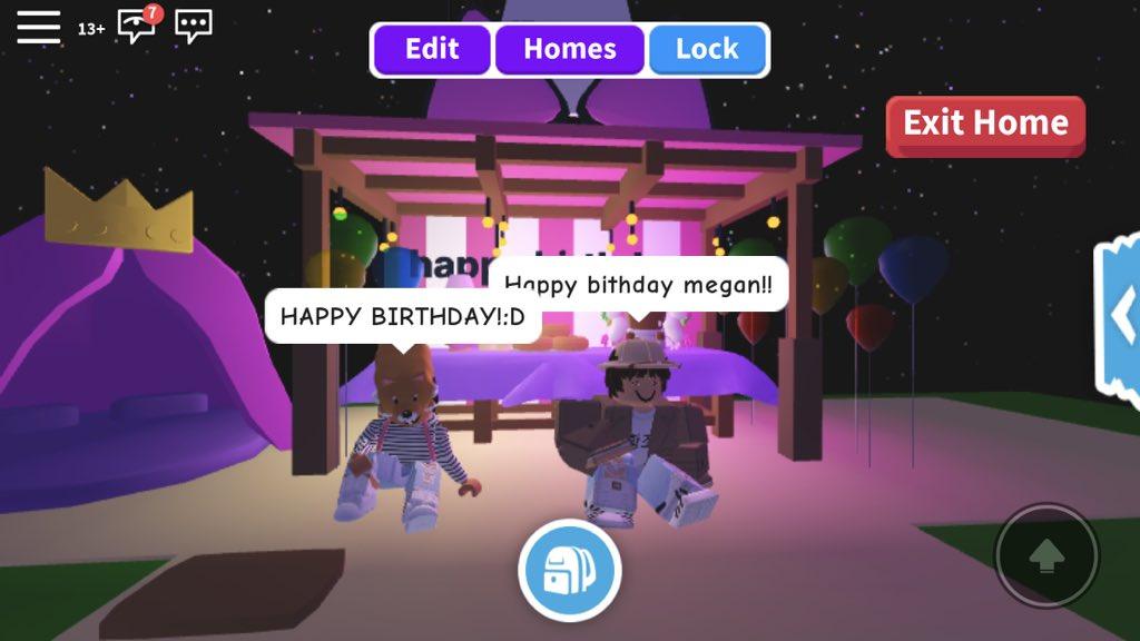 Suzy On Twitter Happy Birthday Meganplays