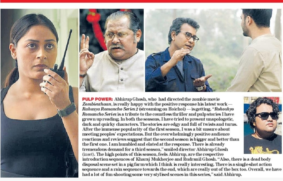 Thank you @t2telegraph for covering #RRS2