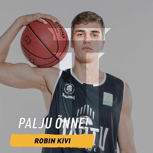 test Twitter Media - Täna saab 21-aastaseks meie tagamängija Robin Kivi. Palju õnne, @robinkivi66 ! 🎂🎊💐 https://t.co/9XV3IQkP7f https://t.co/LqJJeRLlnc