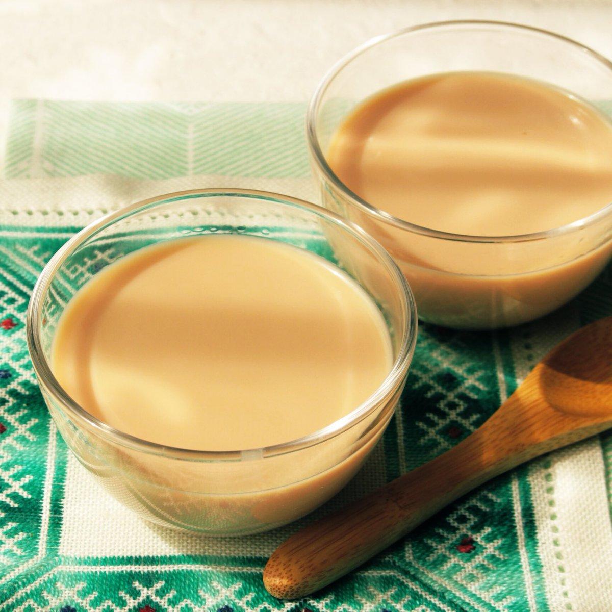 牛乳 レシピ デザート