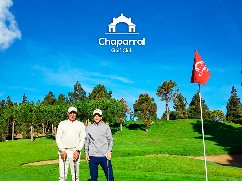 """Have you heard of our """"Golf baptism""""?  Our professionals will provide the material and teach you the basics of golf.  #ChaparralGolf #GolfClub #Golf #SimplyChaparral #CostaDelSol #Mijas #CostaDelGolf #GolfSwingpic.twitter.com/eTXDzZzpsc"""