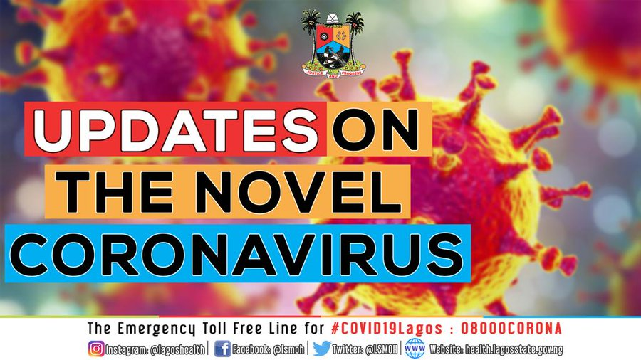 New Case Of Coronavirus Confirmed In Lagos