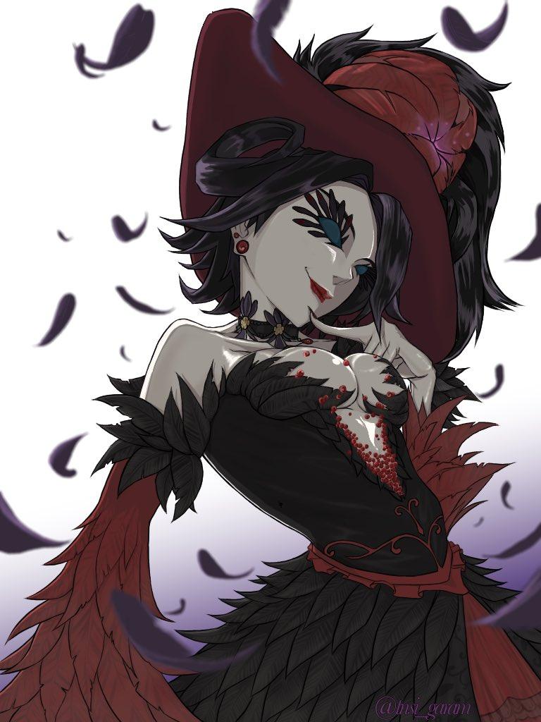 血 の 第 5 女王 人格