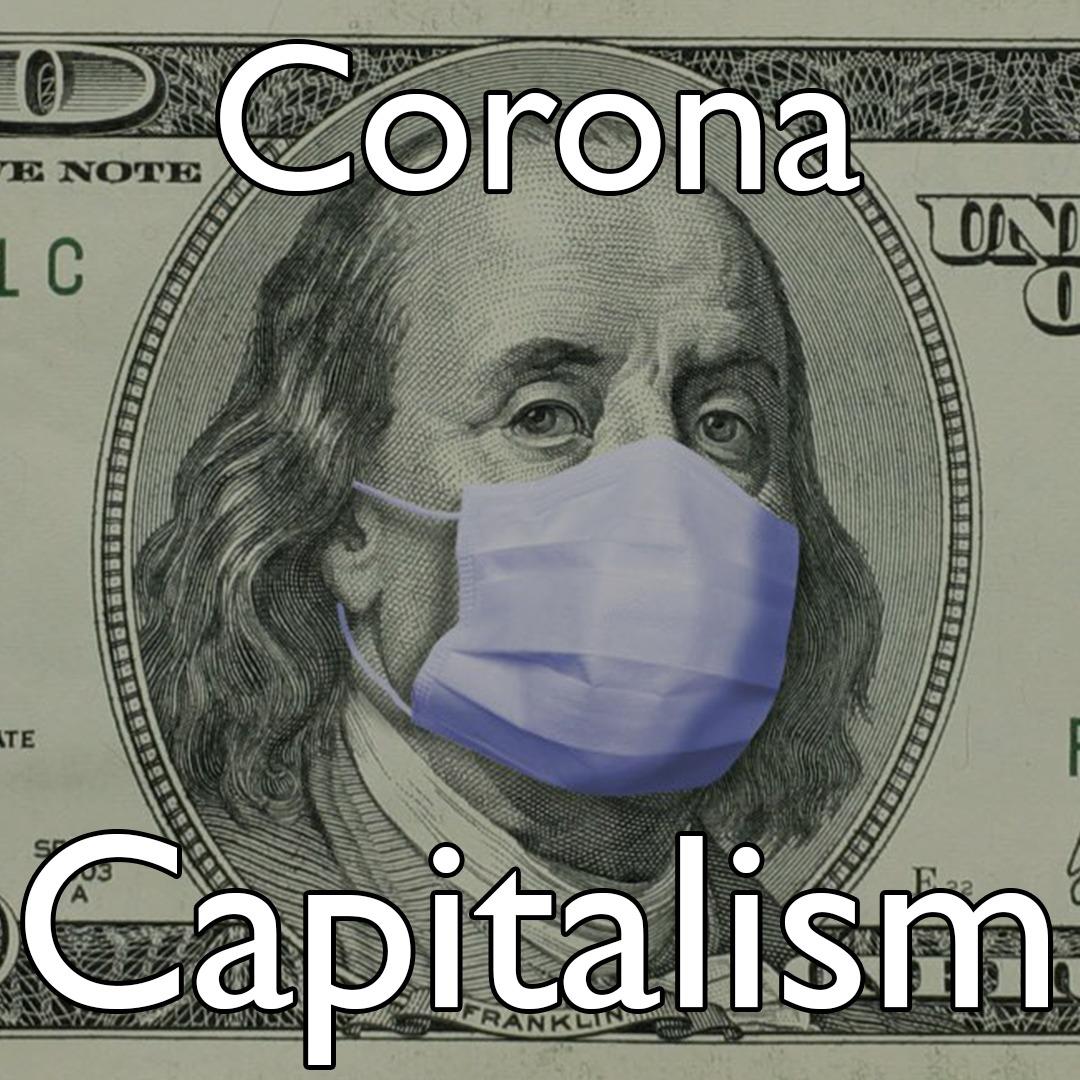 Coronovirus will expose Capitalism like never Before Watch full film: youtu.be/HnS0NjLA8Zo