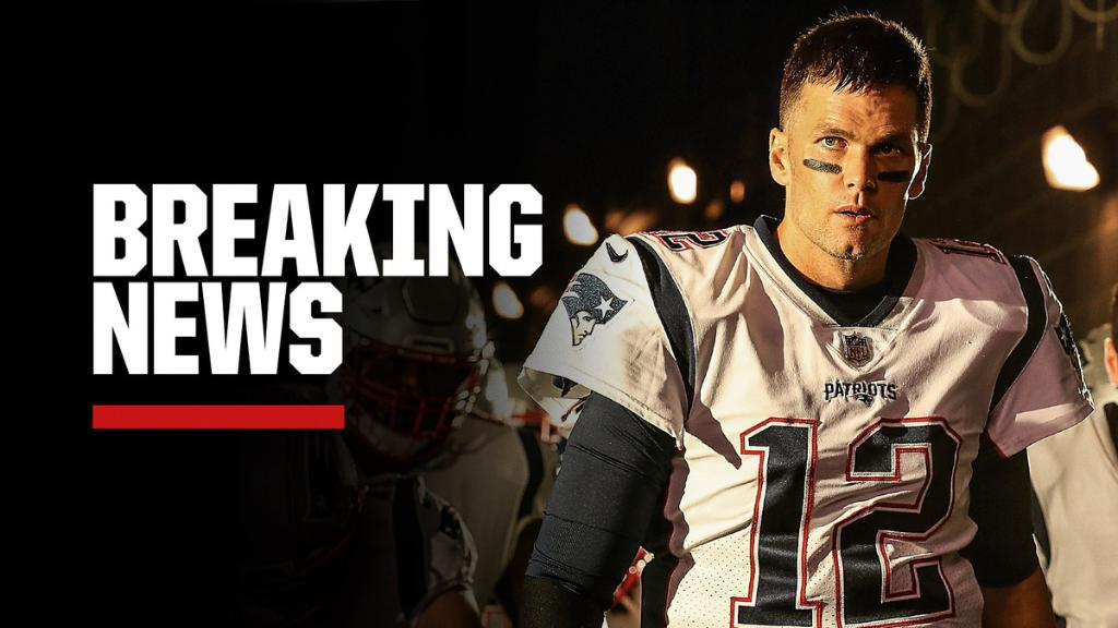 Breaking: Tom Brady has announced on social media that he will not be returning to the Patriots.