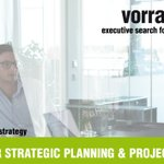 Image for the Tweet beginning: SENIOR ADVISOR STRATEGIC PLANNING &