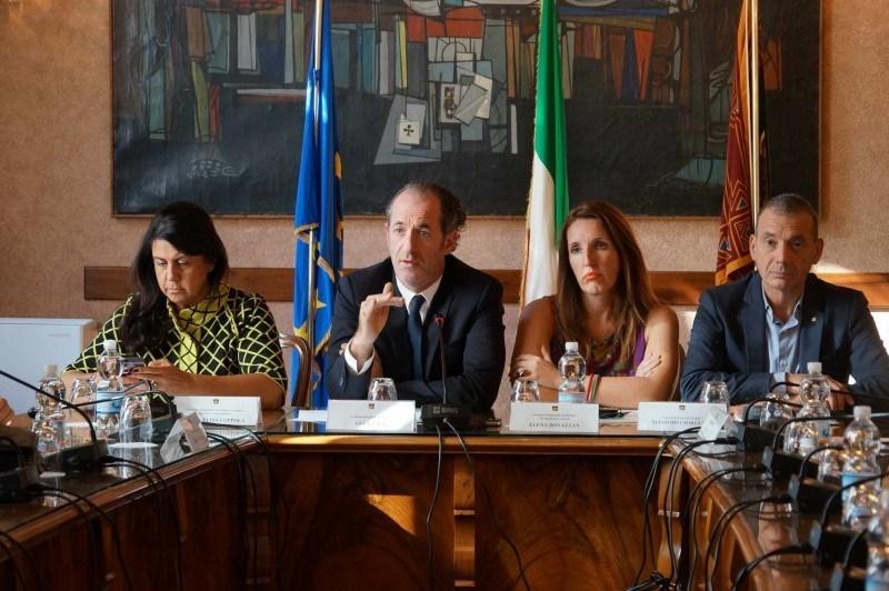Coronavirus, in Veneto decisi tamponi a tappeto ht...