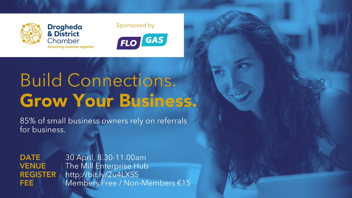 Employers Speed Networking Event - Drogheda - Local