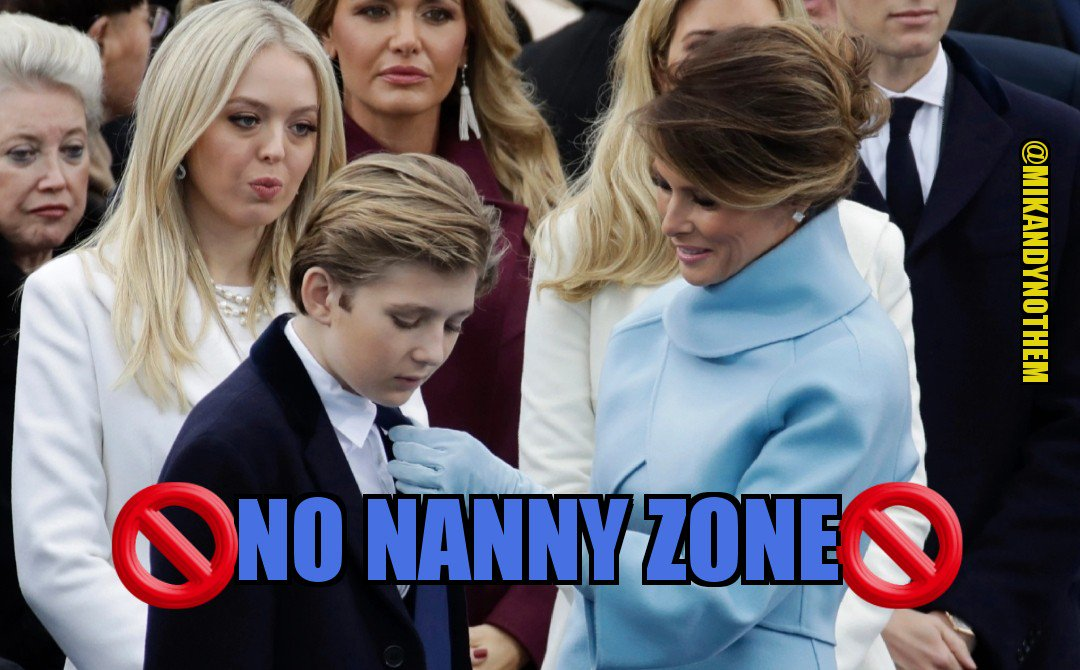 Barron Trump was speaking fluent Slovakian and French at age 3. He now speaks 5 languages and is a chess master. He is being raised by his mother, not a nanny. @realDonaldTrump #MAGA #FoxNews #TuesdayMotivation #TuesdayMorning #TuesdayThoughts https://t.co/Fg9cTqIn8P