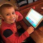 Image for the Tweet beginning: Kindergarten Remote Learning Day! #WeAreHBR