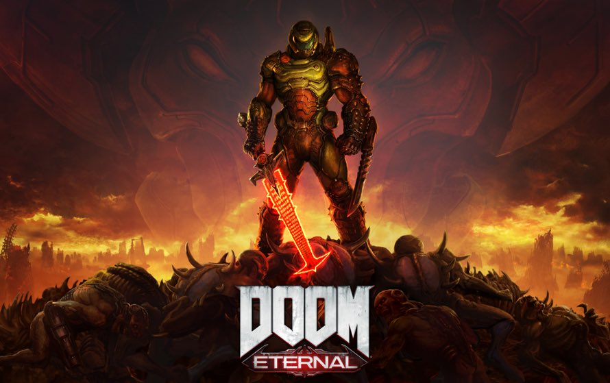 Good news, you can now pick up your copy of #DoomEternal from Wednesday 18th March.   Doors open from 10am https://t.co/DNjpK8vZw1