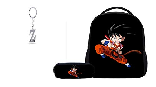 02 GideonH Naruto Anime School Backpack Book bag Free Headband