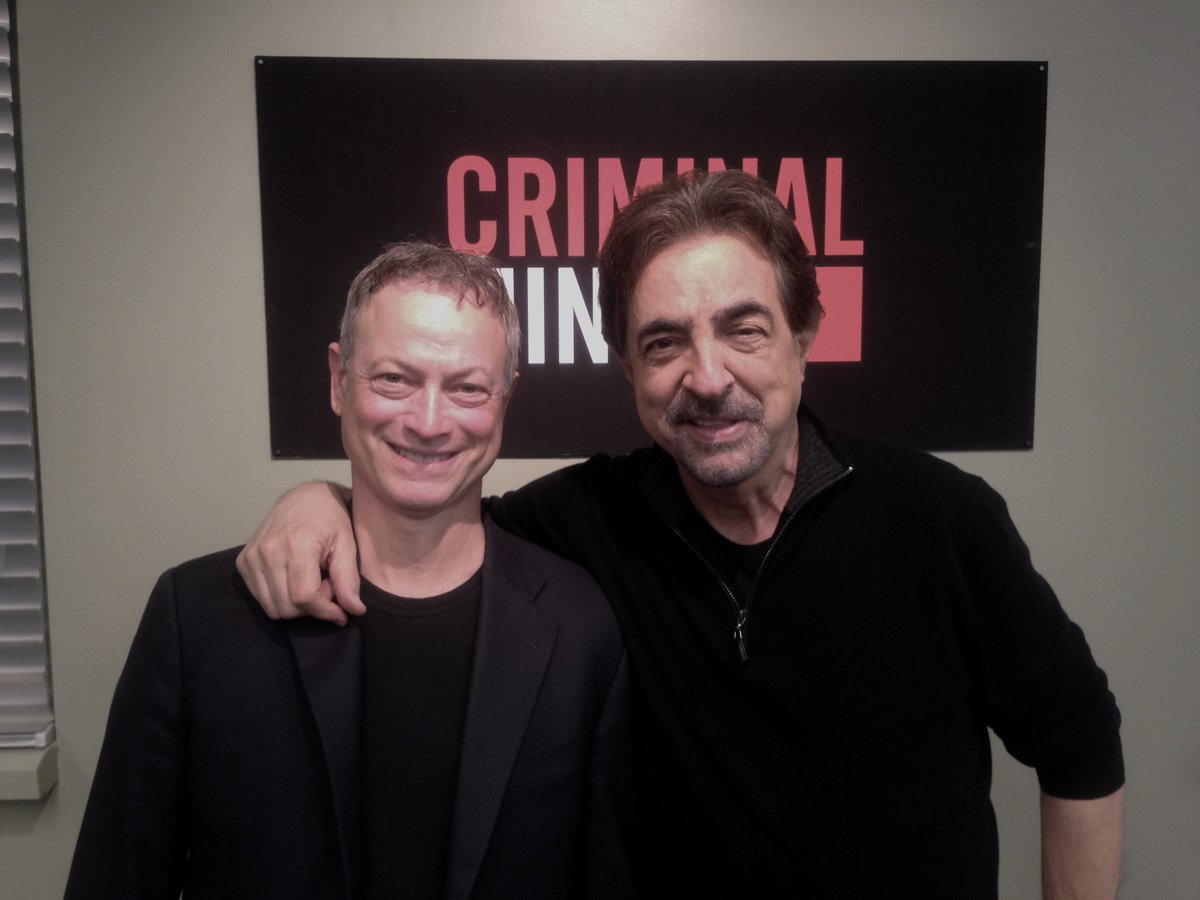 Happy birthday to one of the greatest people I know. @GarySinise